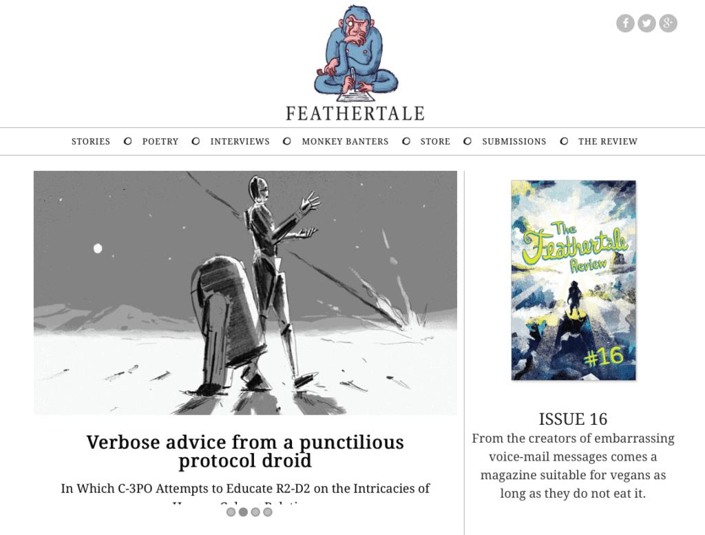 feathertale.com