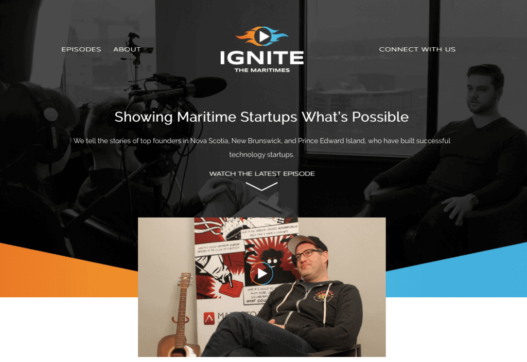 Ignite the Maritimes