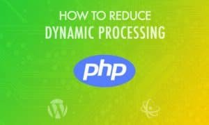 how to reduce dynamic processing